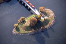 荒川赤水門緑地