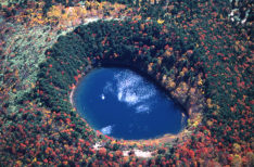 吾妻山桶沼