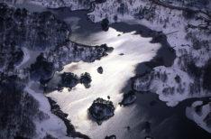 裏磐梯・小野川湖